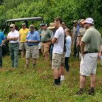 Foothills Branch (S.C.) Holds Father's Day Field Day
