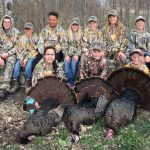 Heart O'Lakes Whitetails Branch (Minn.) Hosts Youth Turkey Hunt