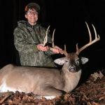 A Buck Called Trespasser