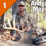 Andy May on Aggressive DIY Deer Hunting Tactics and In-Season Scouting
