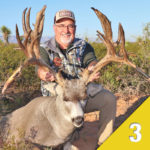 Wildlife Biologist Greg Simons on His Texas State Record Mule Deer and Quality Deer Management