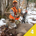 Beau Martonik on Finding Success Deer Hunting Rugged Public Land in the Northeast